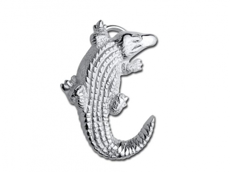 Alligator Bracelet Clasp  by LeStage